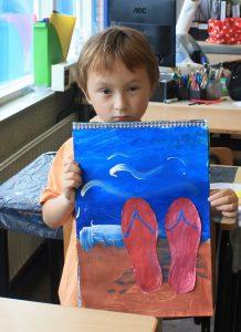 Вова, 7 лет